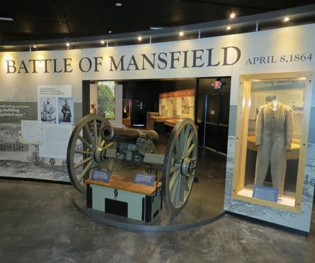 Mansfield Battle Park & Museum - DeSoto Parish