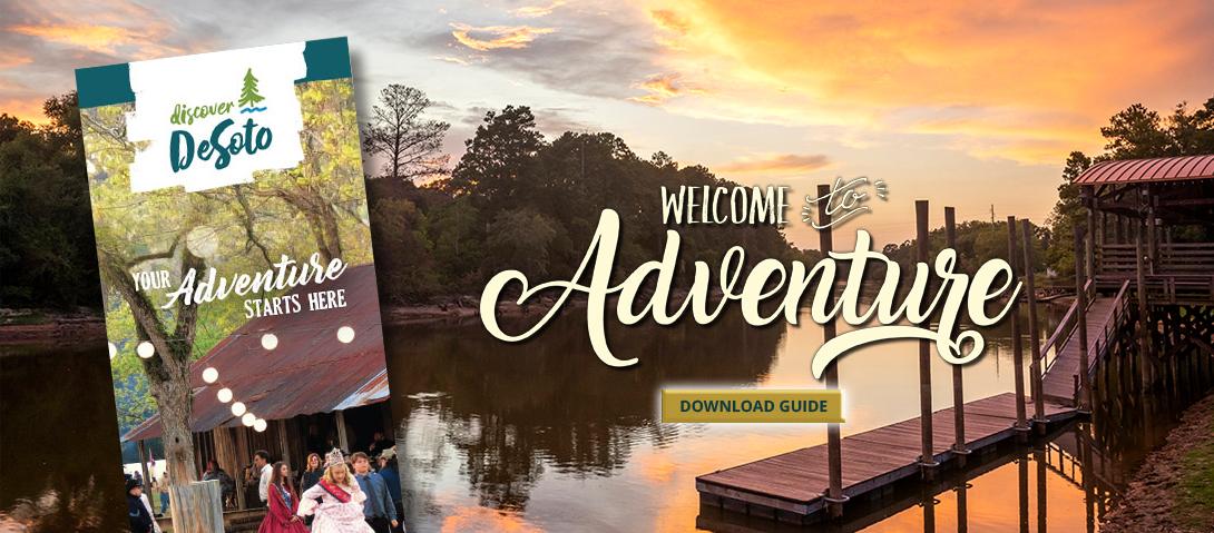 DeSoto Parish Tourist Bureau Guide