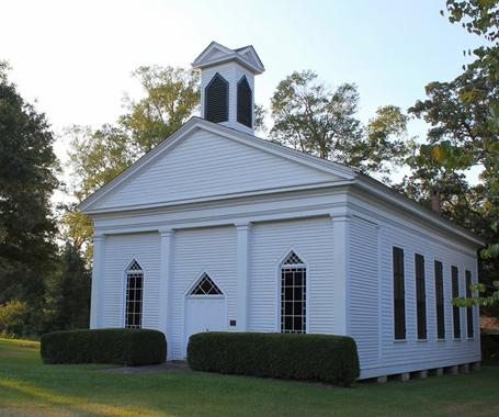 Keachi United Methodist Church - DeSoto Parish