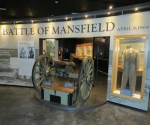 Mansfield Battle Park & Museum - DeSoto Parish