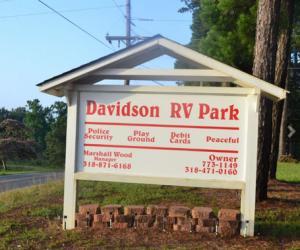 Davidson RV Park - DeSoto Parish