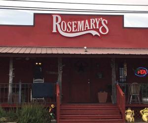 Rosemary's Restaurant